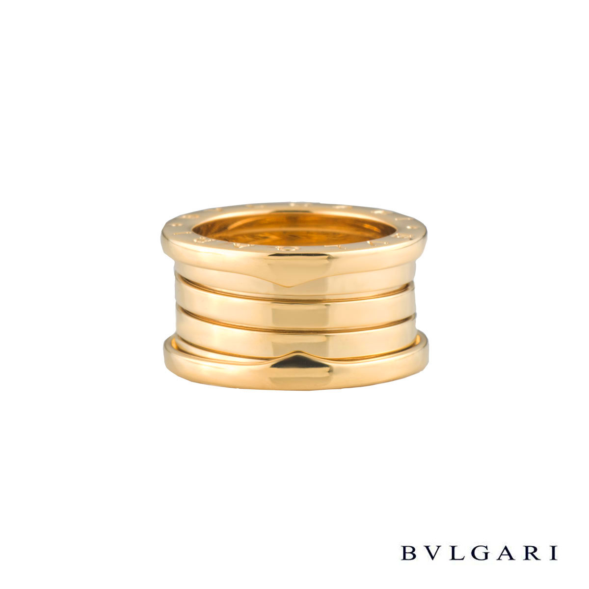 Bvlgari Yellow Gold B.Zero1 Ring AN191025